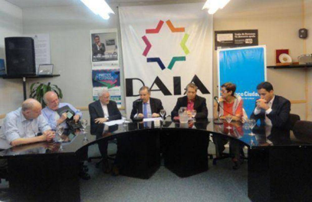 La DAIA entregó las distinciones de su Curso de Capacitación en Diálogo Interconfesional