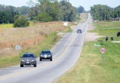"""""""Scioli no tiene conciencia del estado de la Ruta 88"""""""
