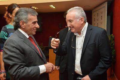 Jesús Cariglino concluyó el 5º Congreso de Hospitales de Malvinas Argentinas