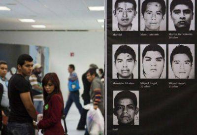 Peritos argentinos identifican restos de uno de los 43 estudiantes de Ayotzinapa