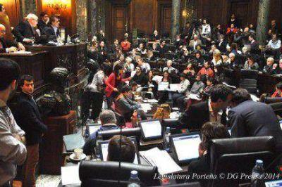 Campagnoli, Gonzalez Gass y Penacca se oponen a los proyectos del PRO
