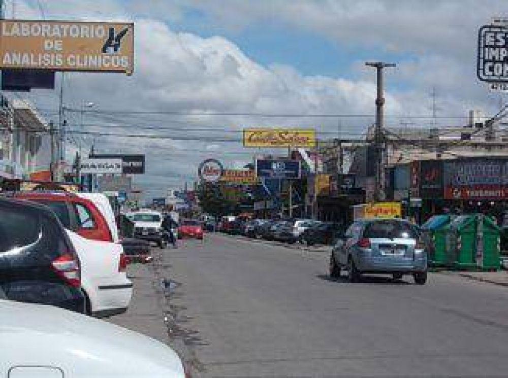 Caos, incendio y heridos a las puertas de boliche en Solano