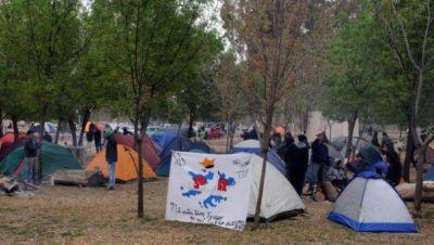 Los ricoteros ya acampan para ver al Indio Solari en Mendoza