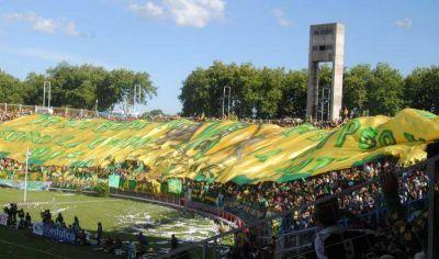 El estadio Minella se vistió de fiesta