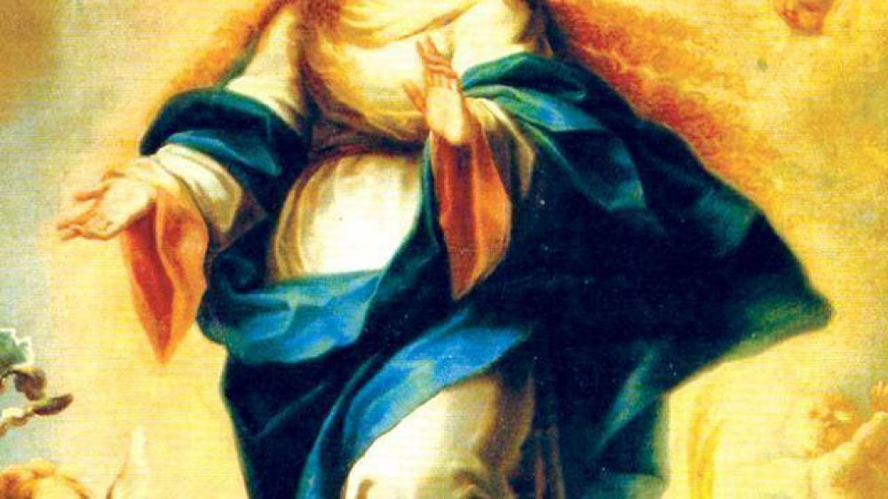 Católicos conmemoran hoy la Inmaculada Concepción