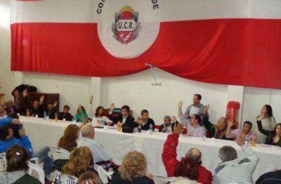 La UCR resolvió, por unanimidad, conformar un frente electoral con el MPF