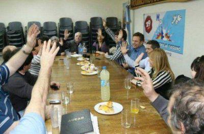 Por amplia mayoría, el MPF aprobó la alianza con la UCR