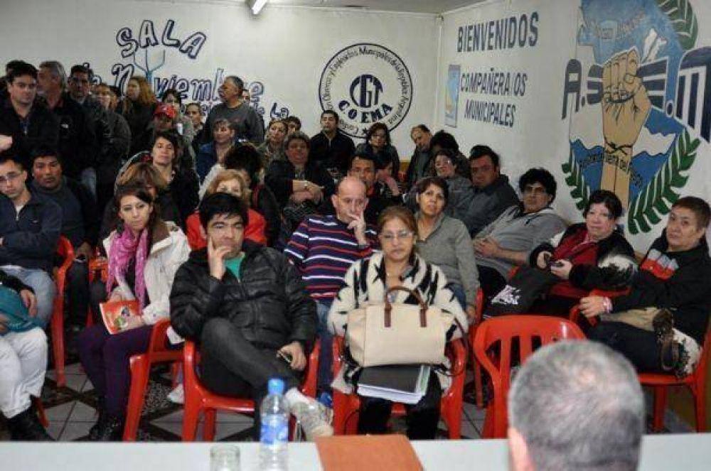 La ASOEM eligió nuevas autoridades luego de la intervención