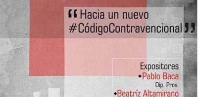 C�digo Contravencional: Convocan a Foro para conocer y debatir sobre una herramienta que regular� la convivencia en Jujuy