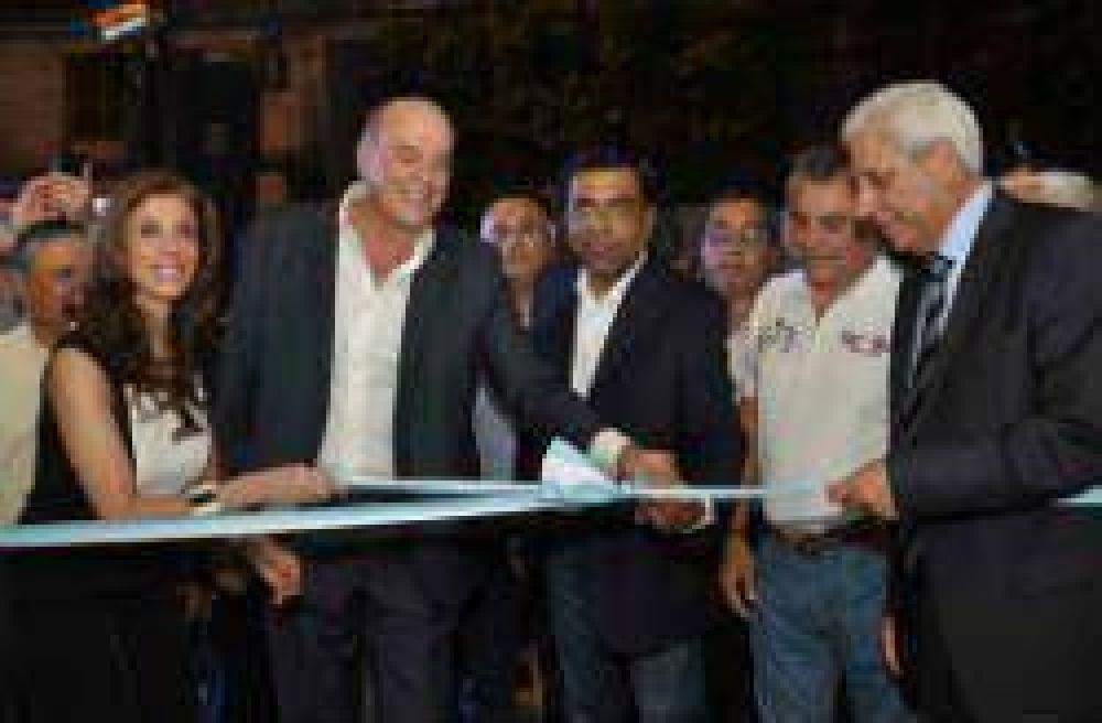Reinauguraron la nueva sede sindical de UTEDyC