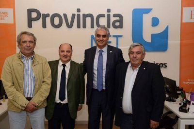Intendentes de la Segunda Sección se reunieron con el precandidato a gobernador Santiago Montoya