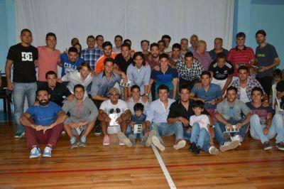 Unión celebró sus jóvenes 88 años de vida social y deportiva
