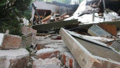 Explosiones: murió el mozo y los otros 7 heridos están estables