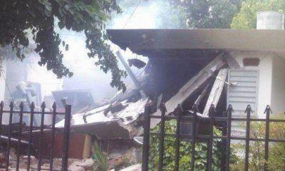 Murió hombre al que le explotó su vivienda en CarlosPaz