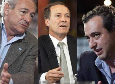 Barletta, Giustiniani y Javkin calientan la interna del Frente Progresista