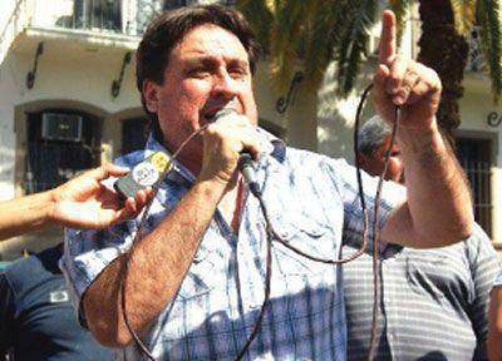 Gremialistas riojanos se reunirán con Jorge Capitanich por reclamos salariales