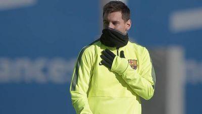 Otra se�al: Espa�a es cada vez m�s hostil para Messi