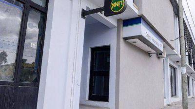 Intentaron robar en un cajero automático del Banco Chubut