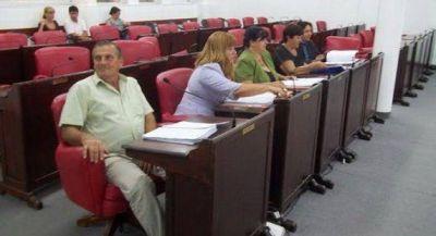 Ediles justicialistas abandonaron la sesión y quedaron varios temas sin tratar