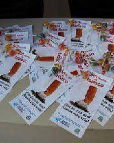 Formosa es pionera en la región en su lucha contra el tabaquismo