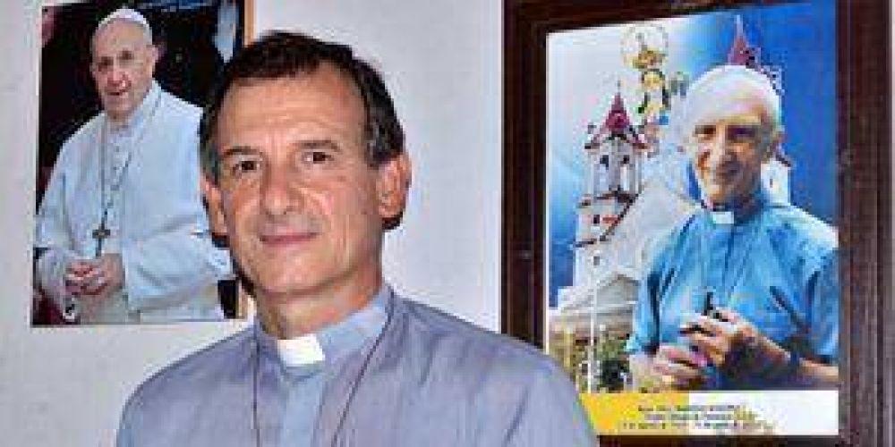 El Papa Francisco nombró al padre Adolfo Canesín como el primer Obispo oriundo de Formosa