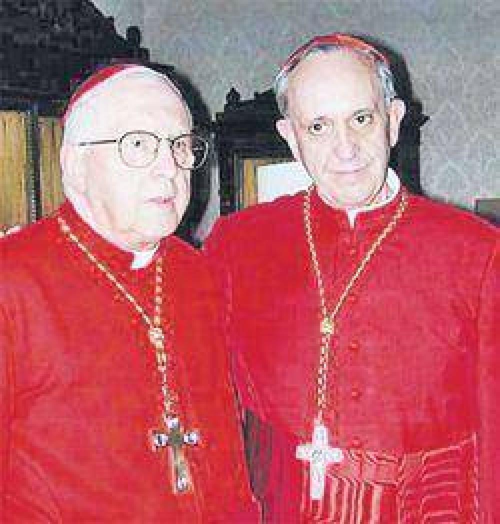 Murió el argentino que cuidó secretos vaticanos