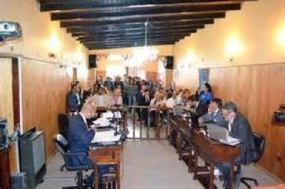 En Ushuaia la UCR y el MPF aprobar�n por mayor�a el Presupuesto municipal