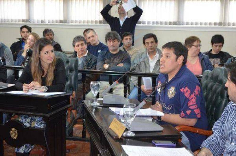 Instituciones deportivas se presentaron en audiencia pública para recibir predios municipales
