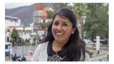 Guadalupe Colque será una Ciudadana Destacada de Salta