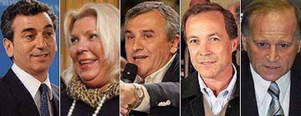 El Gobierno cede y llama al Acuerdo Cívico a una reunión a solas, pero Elisa Carrió no asistirá