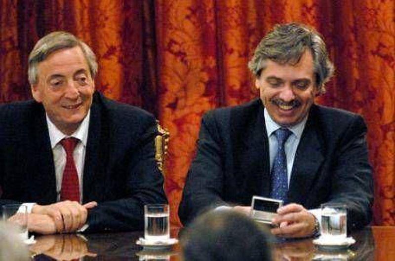 Alberto F fue lapidario con Kirchner