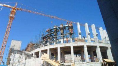 Quieren que dure un mes la inauguraci�n del Estadio del Bicentenario