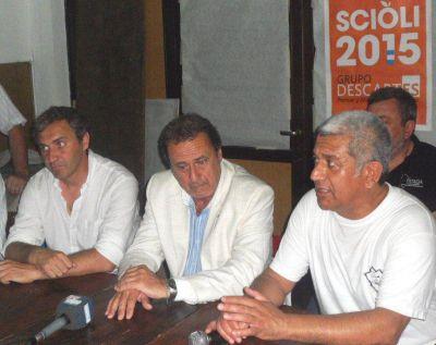 Presentaron la Mesa Sindical Scioli 2015 Luján