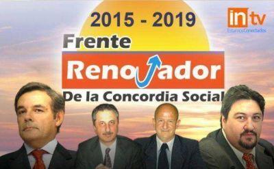 Filippa utilizó el facebook para lanzar su candidatura a Intendente 2015