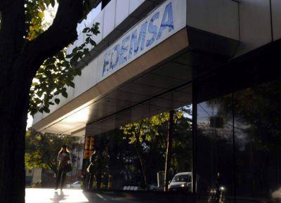 Edemsa busca eludir multas mientras no suba la tarifa