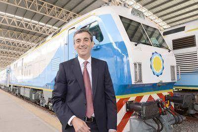 Randazzo present� las tarifas del nuevo tren 0 km a Mar del Plata