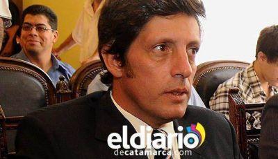 """""""Barrionuevo es un instrumento utilizado por el FCyS"""""""