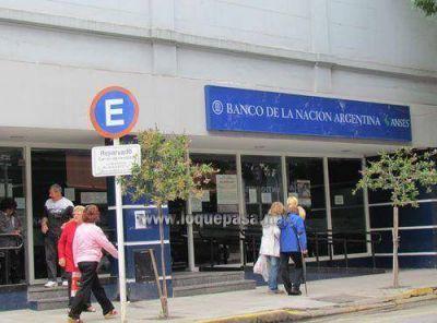 Finalmente solo el Banco Nación adhiere al paro de los bancarios