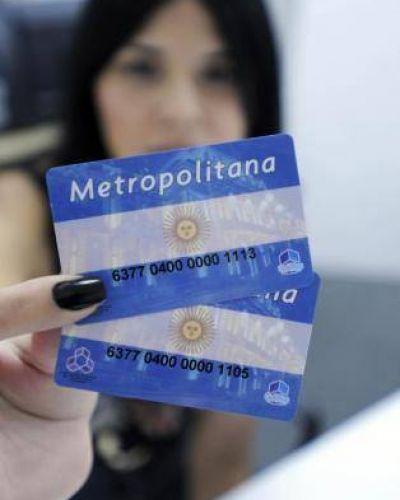 Aún no se sabe cómo se va a aplicar la tarjeta Metropolitana
