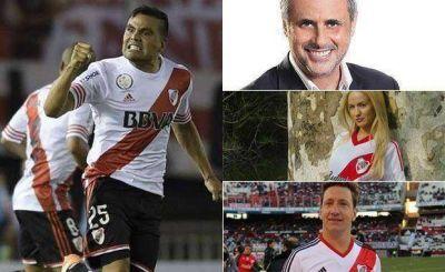 ¡Piel de gallina! River campeón de la Copa Sudamericana: los eufóricos tweets de los hinchas famosos