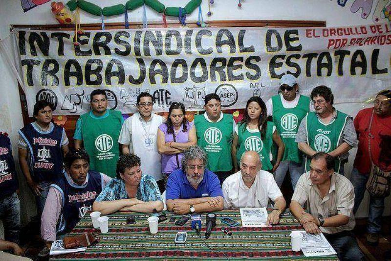 """Jujuy: rechazó la Intersindical la """"suma de fin de año"""" y decretó nuevo paro"""