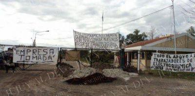 Jujuy: varios trabajadores de Electroquímica El Carmen fueron despedidos por reclamar por salarios y mejores condiciones de salud