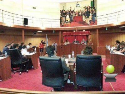 ELECCION DE AUTORIDADES DEL CONCEJO DELIBERANTE: FUE RATIFICADO EL DR. HORACIO CIVELLO