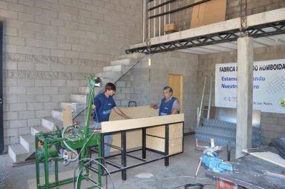El Municipio profundiza las acciones de empleo en el programa Argentina Trabaja