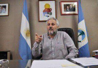 Peressini quiere para 2015 un presupuesto casi tres veces mayor