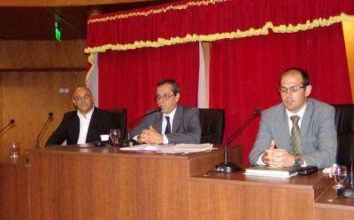 Horacio Civello sigue presidiendo el HCD de Bragado