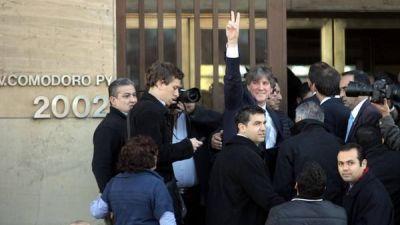 Bonadio elevó a juicio oral la causa contra Boudou por la compra irregular de un auto