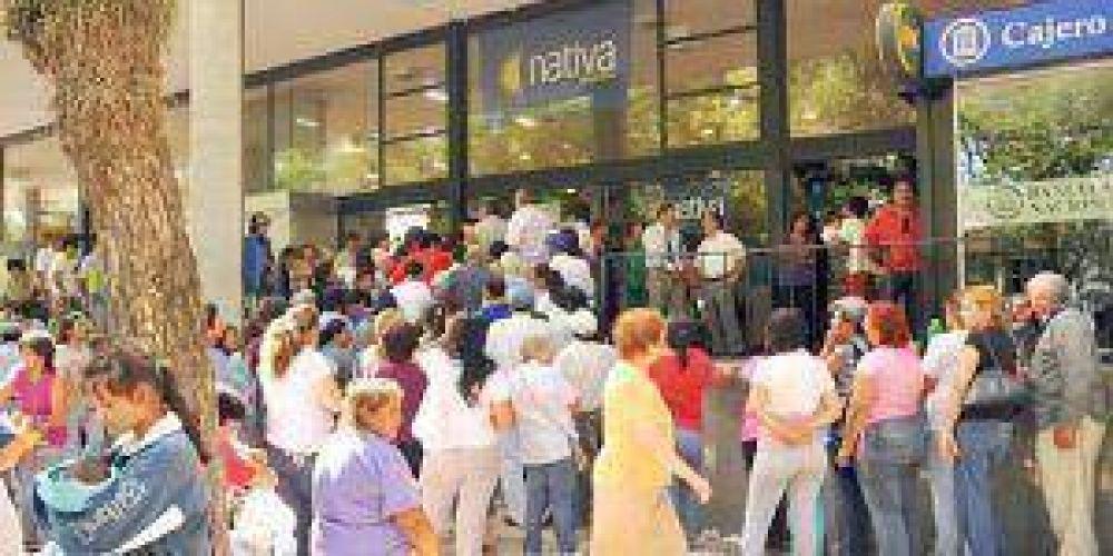 Conciliación Obligatoria: Banco Nación también atenderá hoy