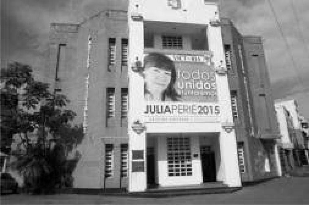 Perié lanzará hoy su candidatura a Gobernadora en el PJ