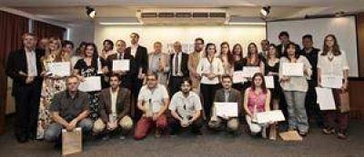 Se entregaron ayer los Premios Adepa al Periodismo 2014